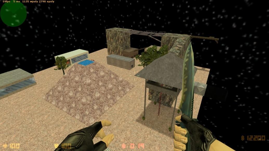 «zm_forest_remake» для CS 1.6