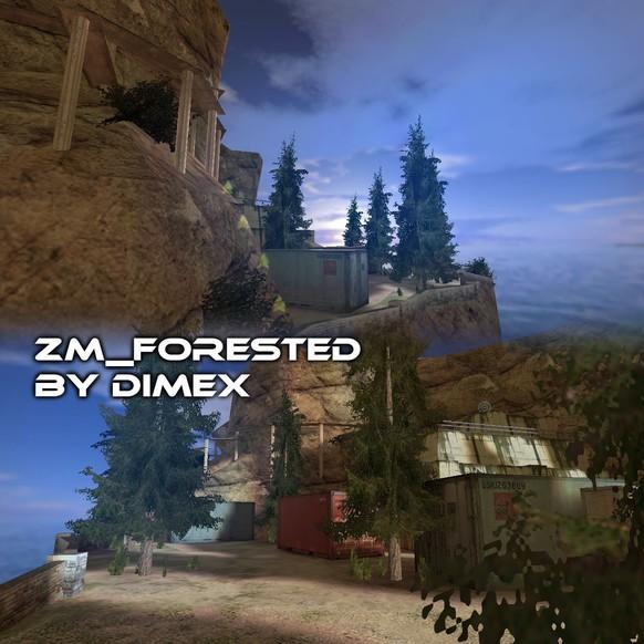 «zm_forested» для CS 1.6
