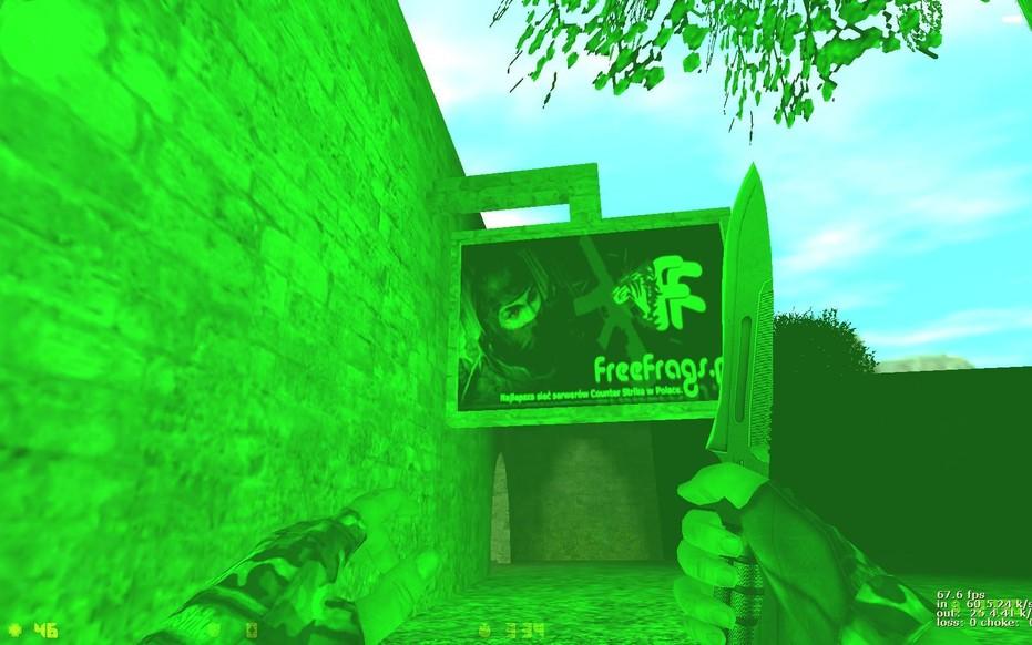 «zm_freefrags_camp» для CS 1.6