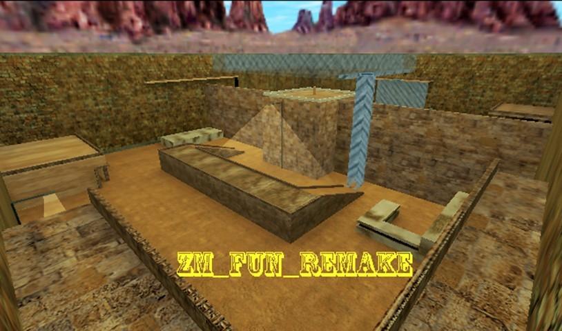 «zm_fun_remake» для CS 1.6