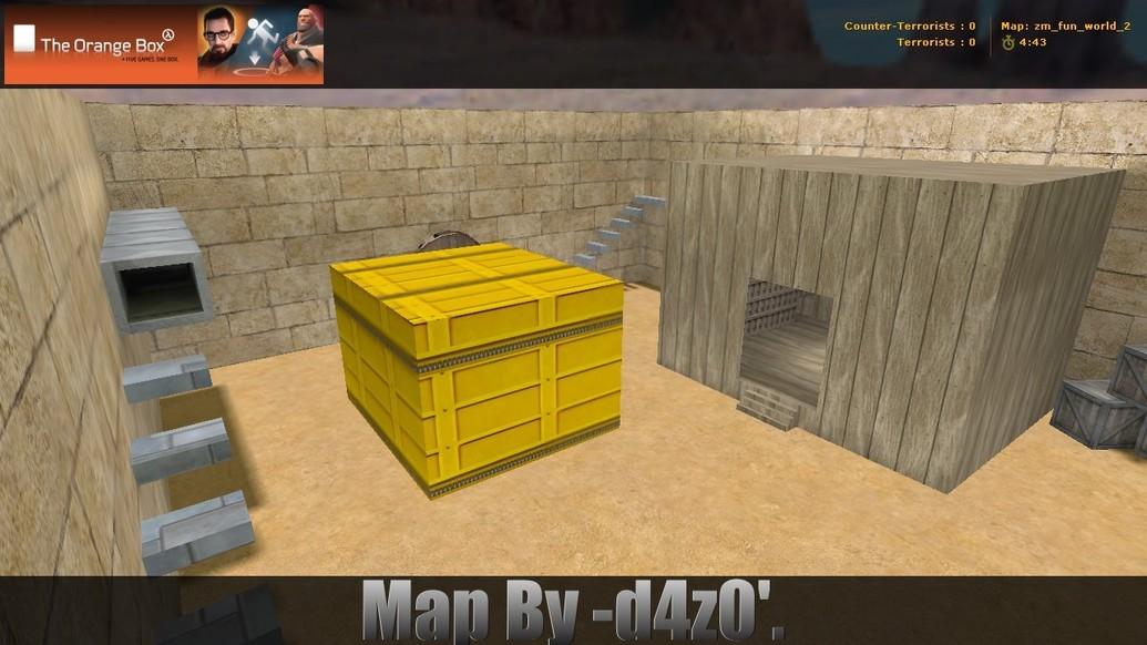 «zm_fun_world_2» для CS 1.6