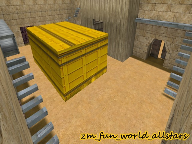 «zm_fun_world_allstars» для CS 1.6