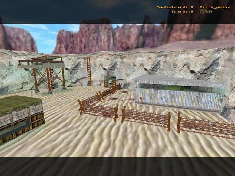 «zm_gamebox» для CS 1.6