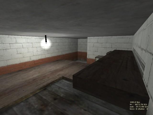 «zm_garamond» для CS 1.6