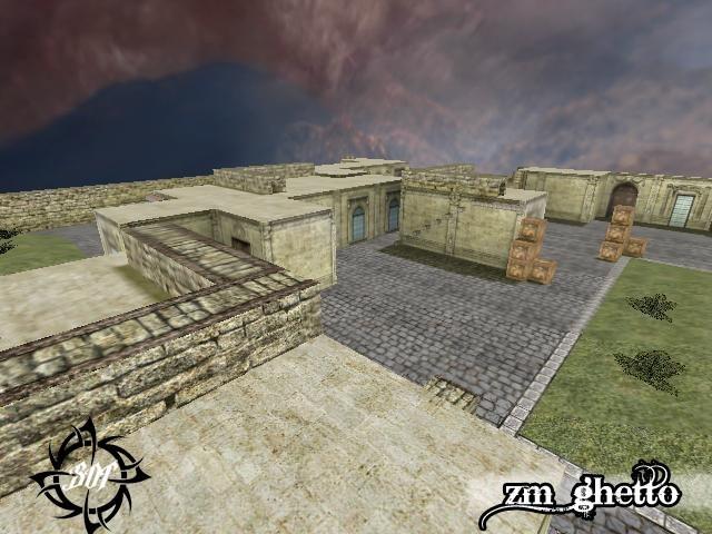 «zm_ghetto» для CS 1.6