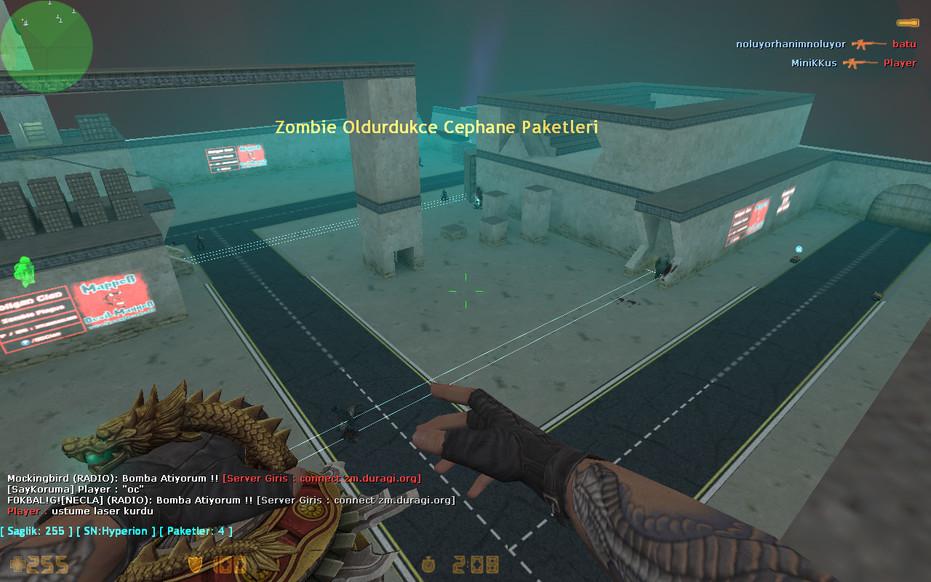 «zm_gox2» для CS 1.6