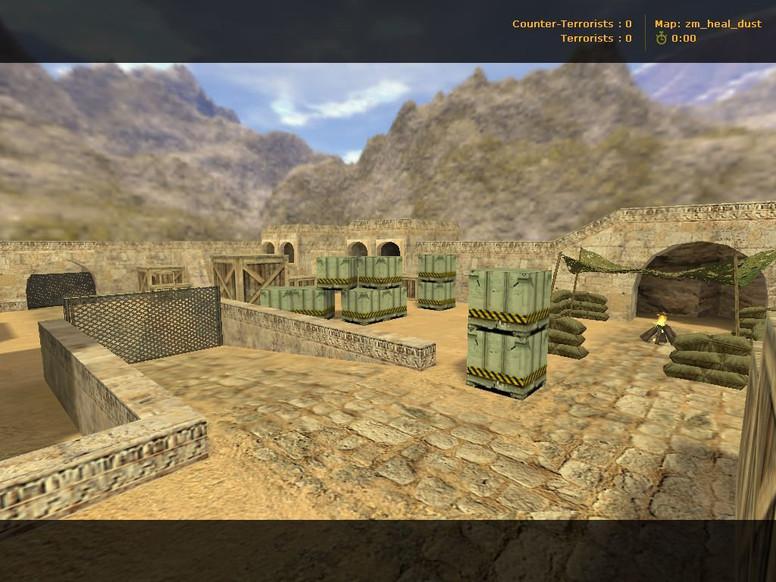 «zm_heal_dust» для CS 1.6