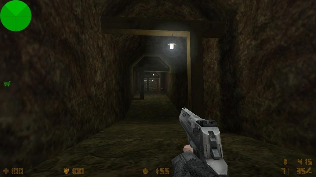 «zm_heal_race» для CS 1.6