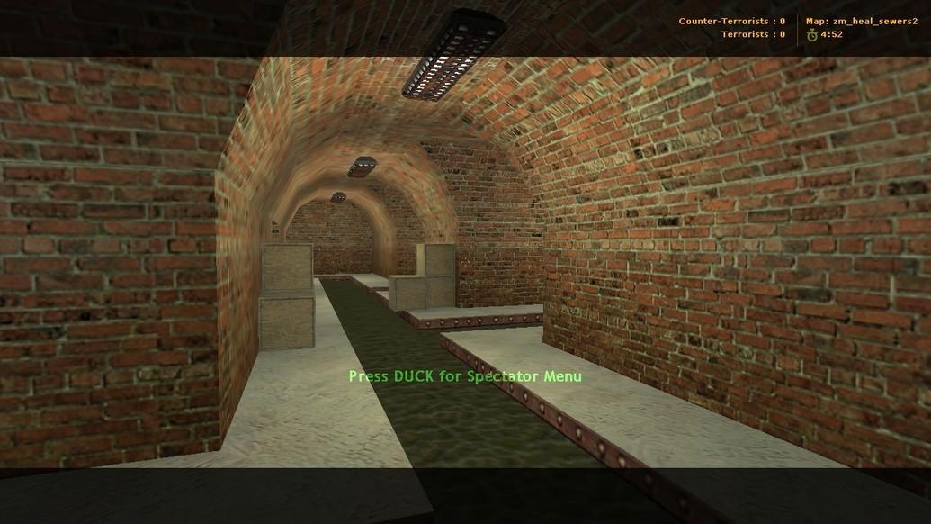 «zm_heal_sewers2» для CS 1.6