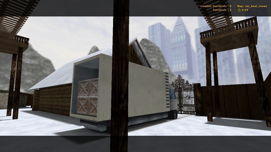 «zm_heal_snow2» для CS 1.6
