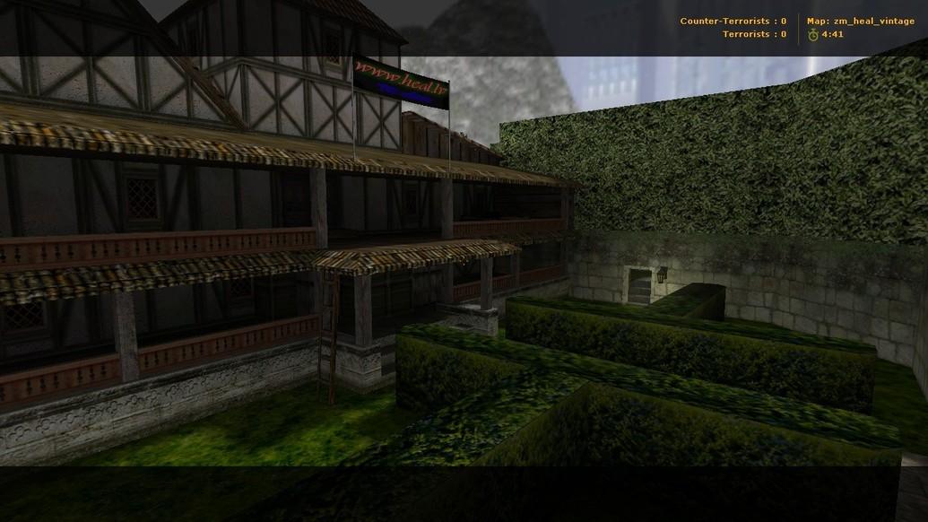 «zm_heal_vintage» для CS 1.6