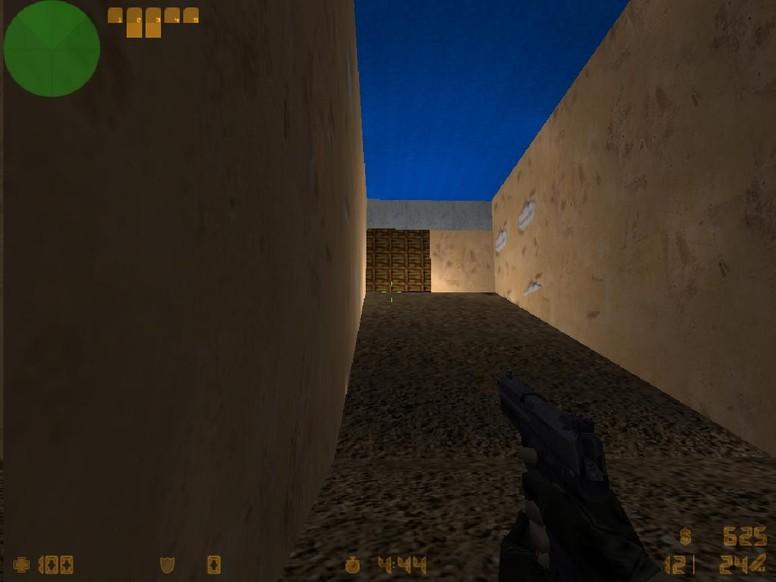 «zm_heavenboy» для CS 1.6