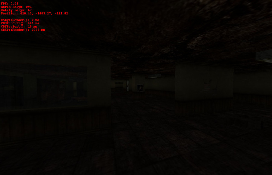 «zm_Horror_Hospital» для CS 1.6