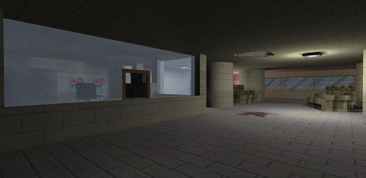 «zm_hotel» для CS 1.6