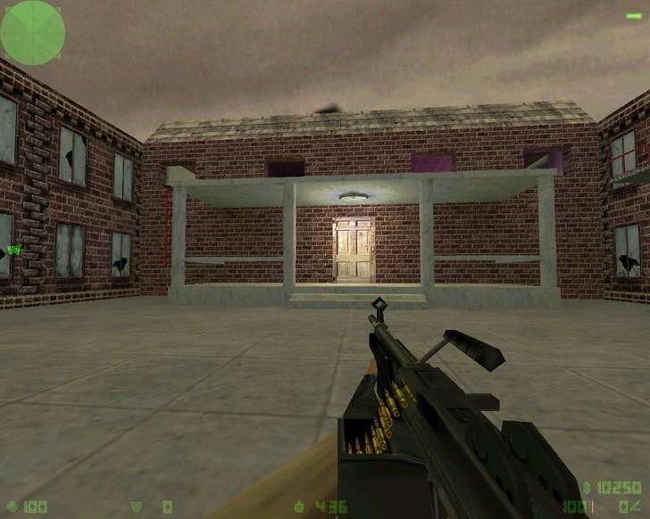 «zm_hous_of_survival» для CS 1.6