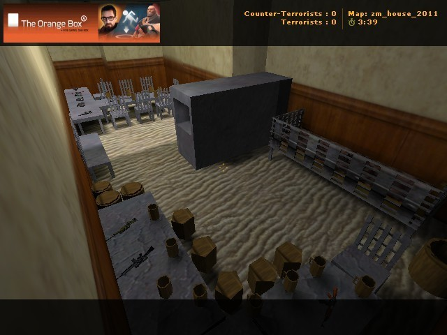 «zm_house_2011» для CS 1.6