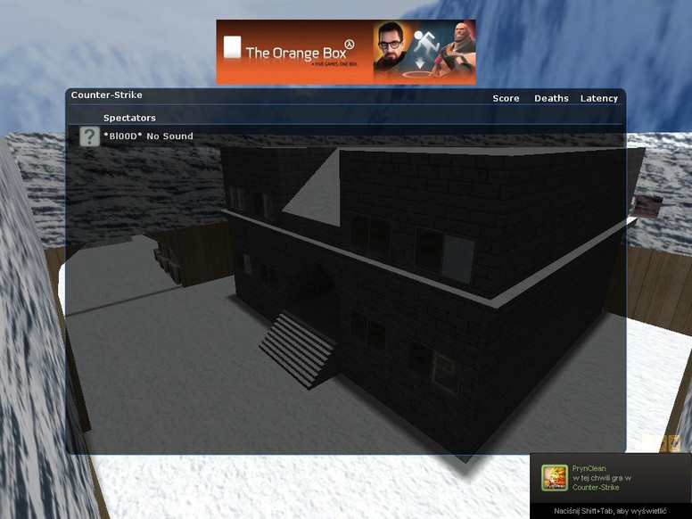 «zm_houses» для CS 1.6