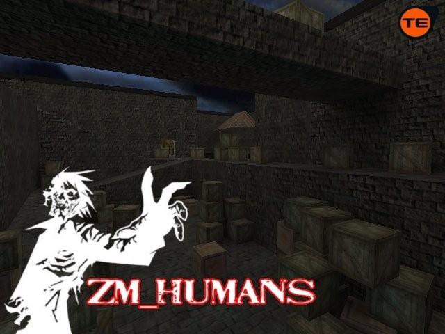 «zm_humans» для CS 1.6