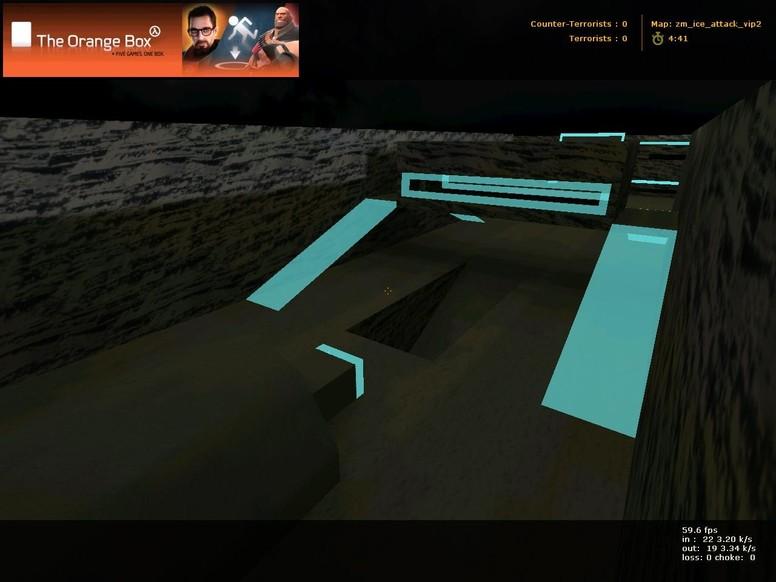 «Zm_Ice_Attack_Vip» для CS 1.6