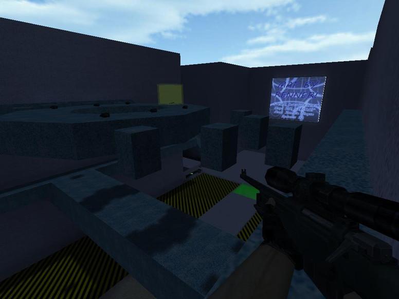 «zm_ice_camp» для CS 1.6