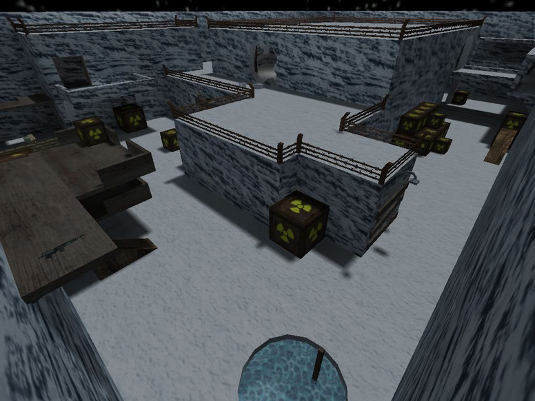 «zm_ice_house» для CS 1.6