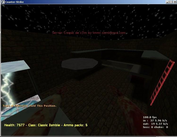 «zm_ice_ice» для CS 1.6