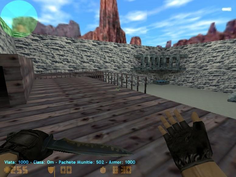 «zm_ice_vk» для CS 1.6