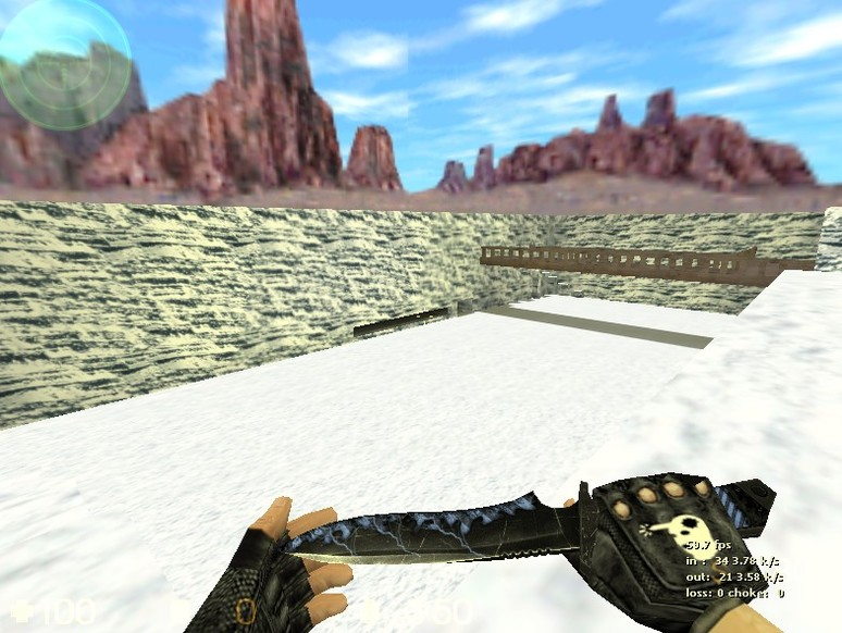 «zm_ice_world» для CS 1.6