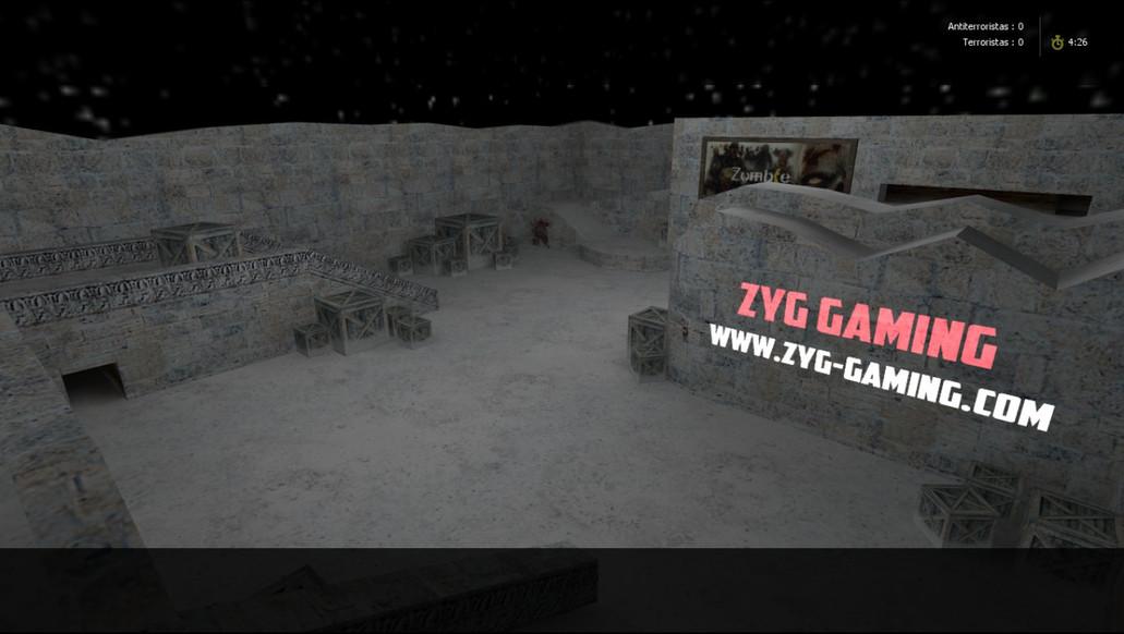 «zm_iceattack_ZyG» для CS 1.6