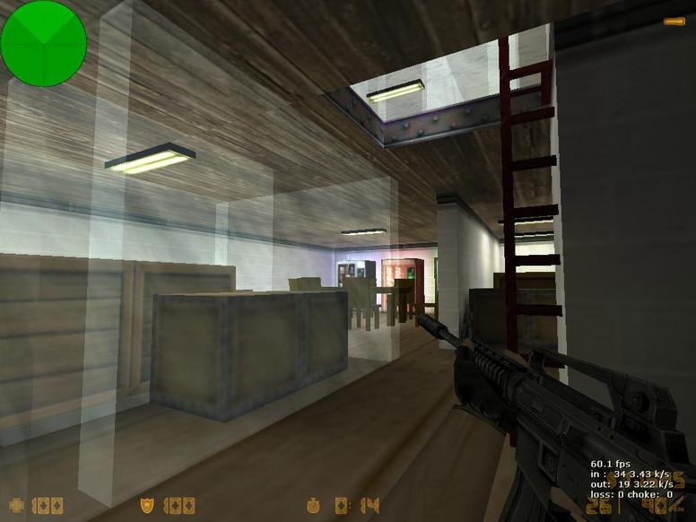 «zm_IceHell» для CS 1.6