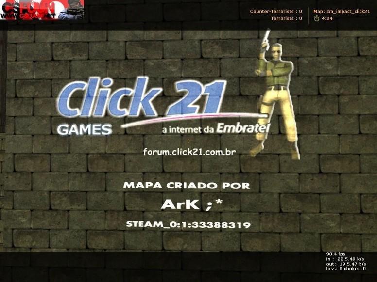 «zm_impact_click21» для CS 1.6