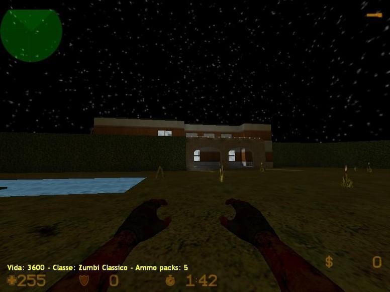 «zm_infect_house» для CS 1.6