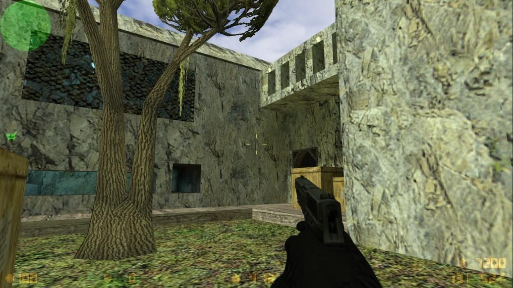 «zm_inferno_nature» для CS 1.6