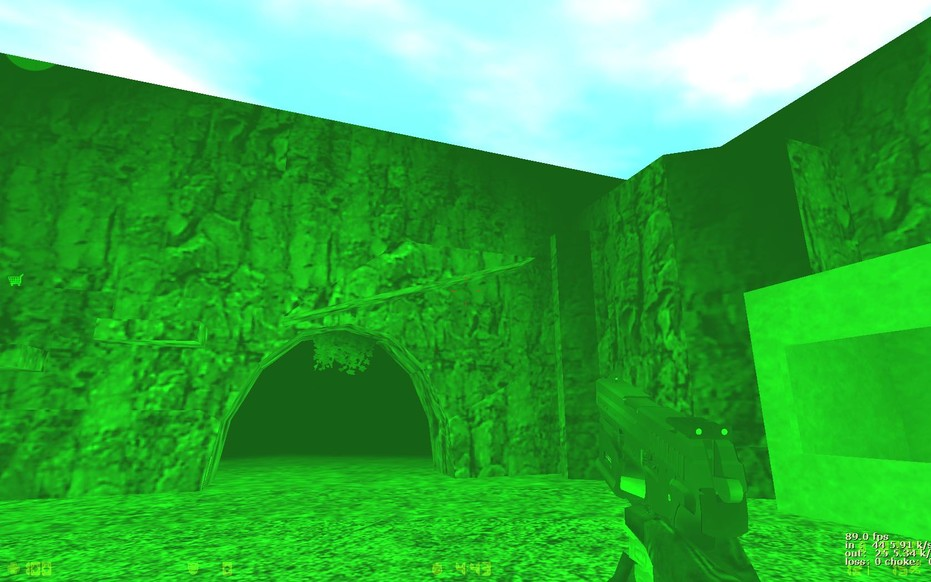 «zm_jungle_camp» для CS 1.6
