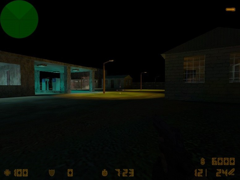 «zm_kyle» для CS 1.6