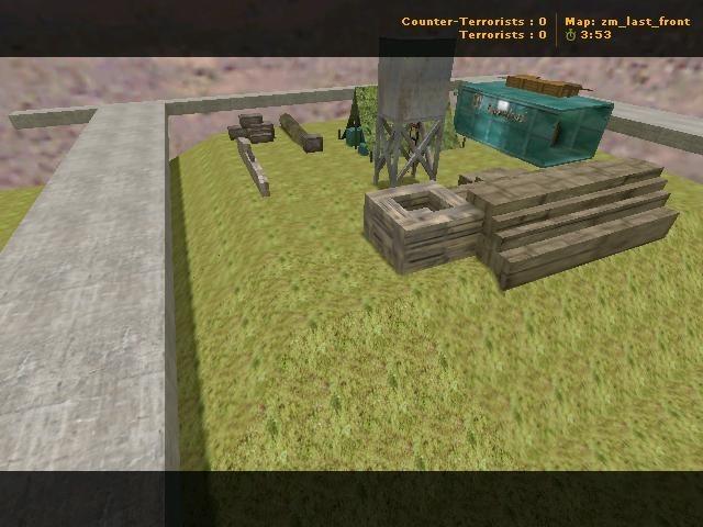 «zm_last_front» для CS 1.6