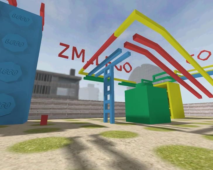 «ZM_LEGO_2k18» для CS 1.6