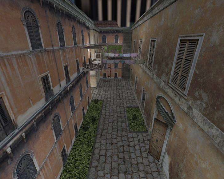«zm_lost_avenue_v1» для CS 1.6