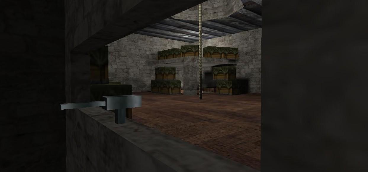 «zm_lost_graveyard» для CS 1.6