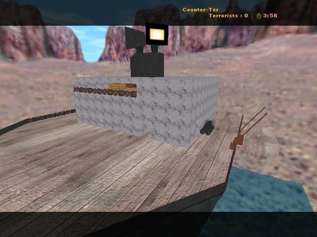 «zm_lost_ship» для CS 1.6