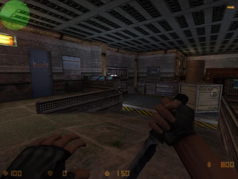 «zm_mars_base2» для CS 1.6