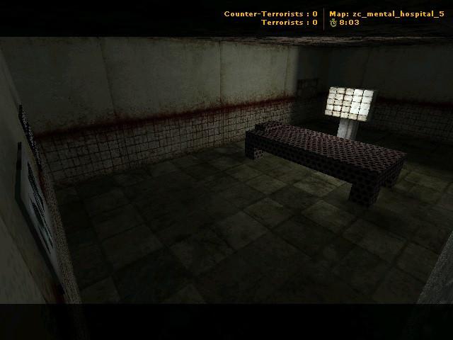 «zm_mental_hospital» для CS 1.6
