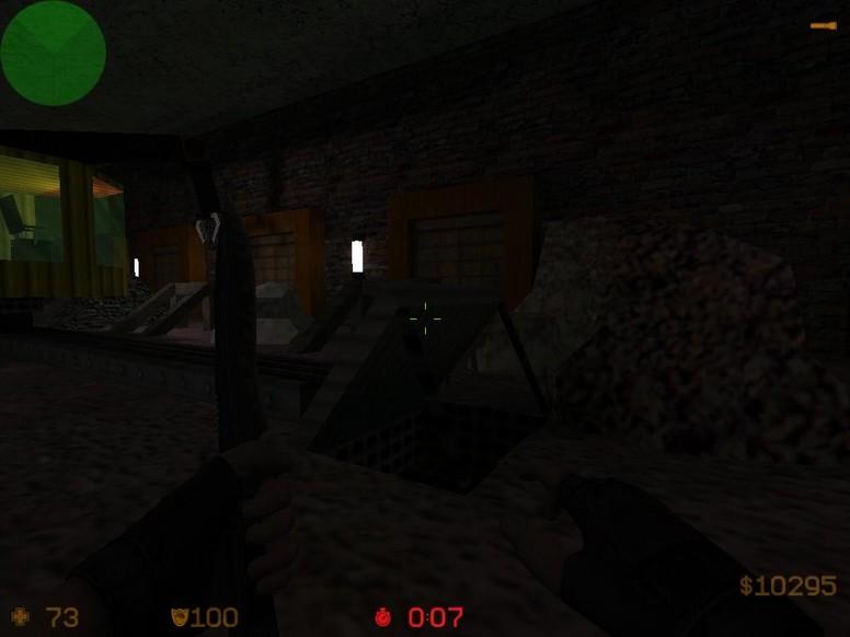 «zm_mine» для CS 1.6