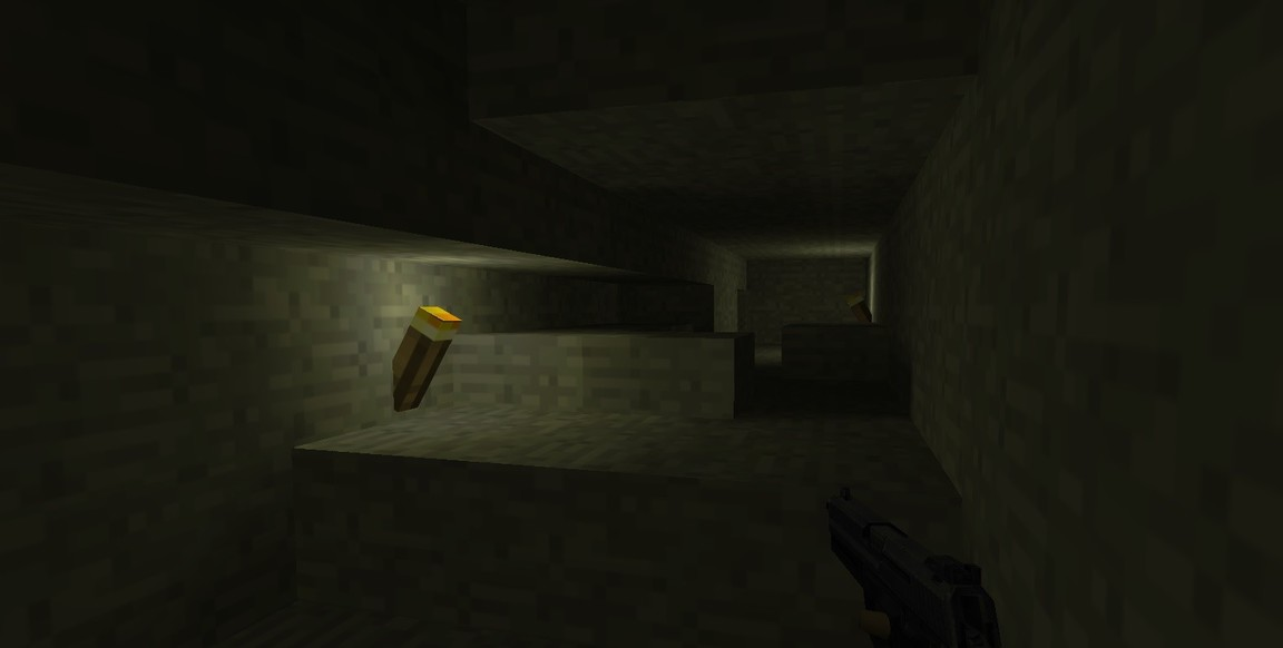 «zm_minecraft» для CS 1.6