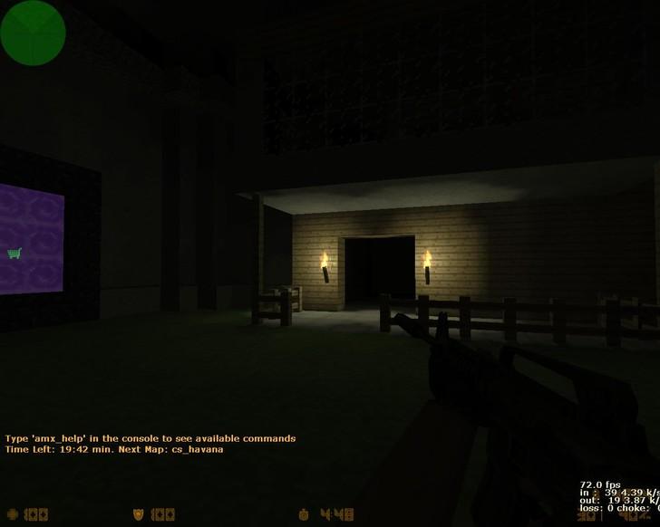 «zm_minecraft_v2» для CS 1.6