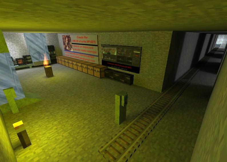 «zm_minecraft_VHE» для CS 1.6