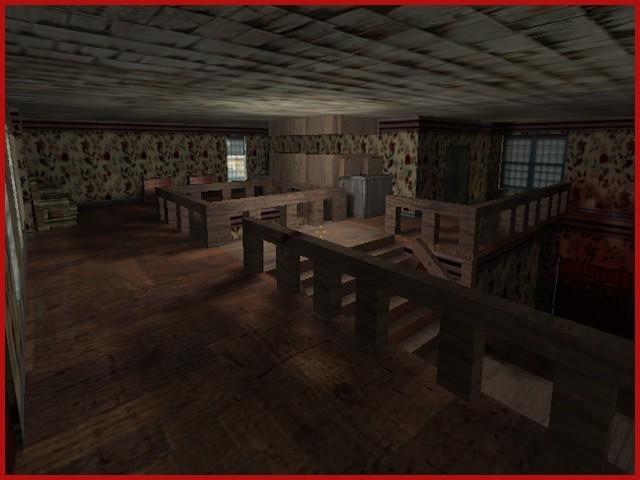 «zm_monsterhouse» для CS 1.6