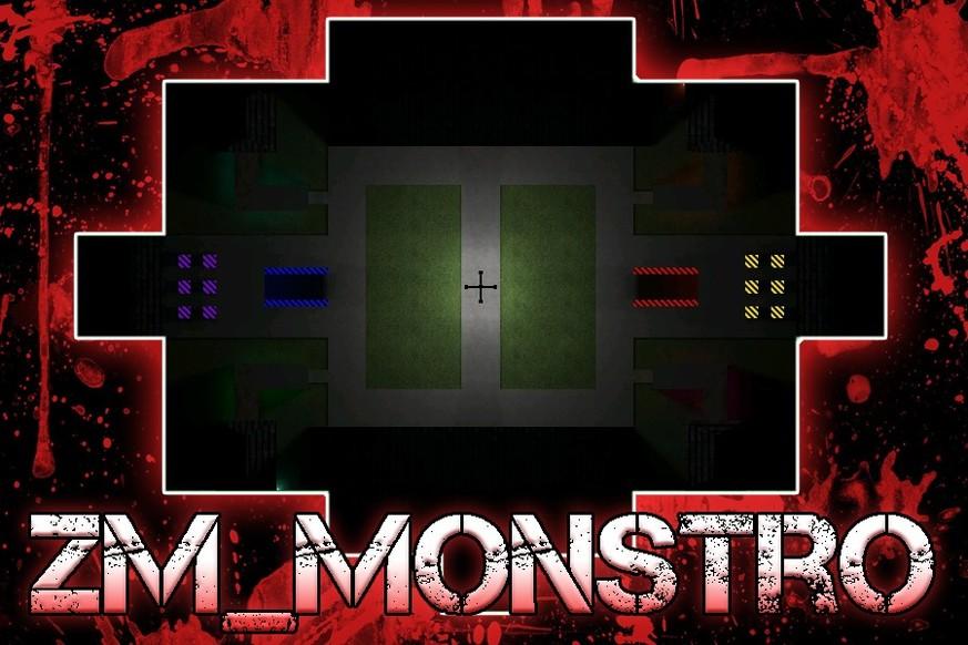 «zm_monstro» для CS 1.6