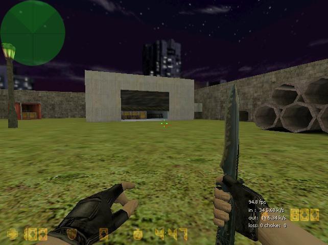 «zm_neris» для CS 1.6