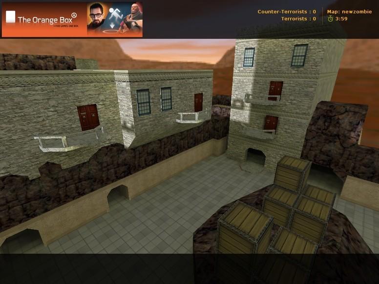 «zm_newzombie» для CS 1.6